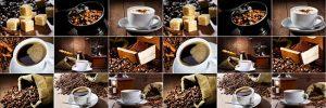 Кофе кухонный фартук