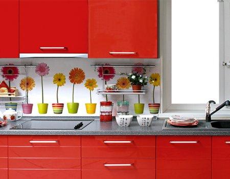 Стеновые панели для кухни из мдф с фотопечатью