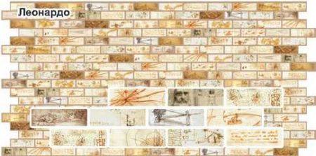 """""""Леонардо"""". Панели пластиковые листовые (Фотопечать)"""