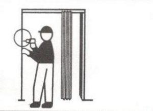 Закрепление боковой стойки