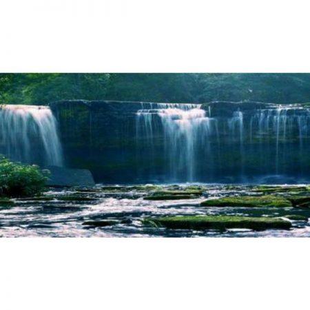 Водопад Эстонии. Фартук для кухни. 3 метра
