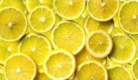 """Стол с фотопечатью """"Лимон"""""""