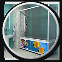 Экраны под ванну