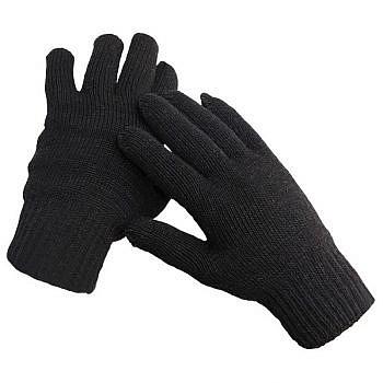 Перчатки трикотажные полушерстяные