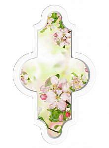 Яблоня цветущая. Потолочное панно ПВХ