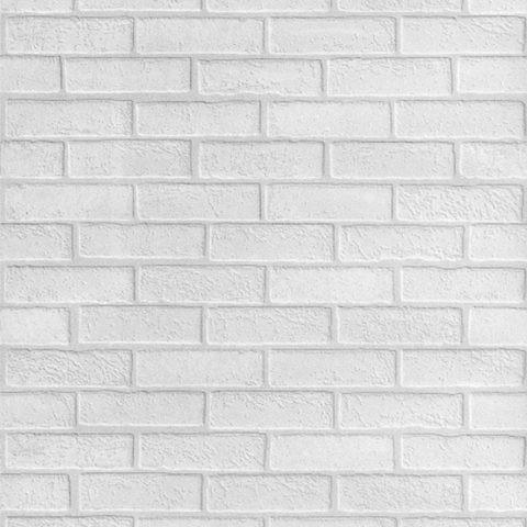 "Стеновая панель МДФ ""Кирпич Белый"" 930х2200х6 мм"