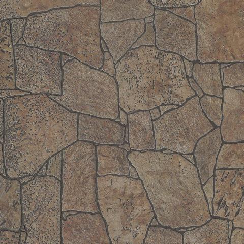"""Стеновая панель МДФ """"Камень охра"""" 930х2200х6 мм"""