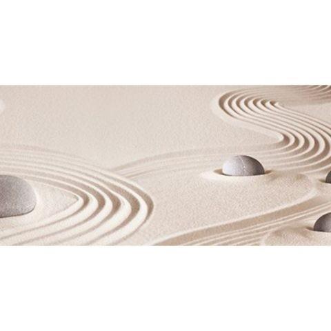 Фартук кухонный пластиковый 3 метра Камни, песок 679 (Фотопечать) ПП