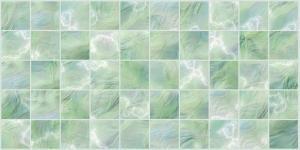 Плитка перл.зеленая