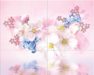Сакура- приближение части декора