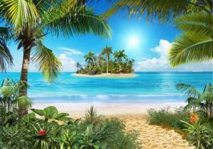 9л Тропический пляж 291-204