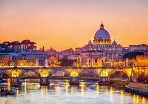 9л  Рассвет над Римом 291-204