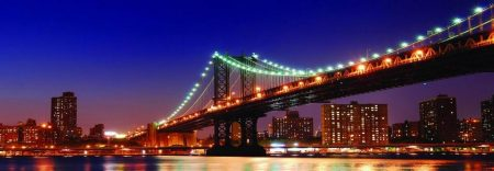 Бруклинский мост. 2 метра. Глянец