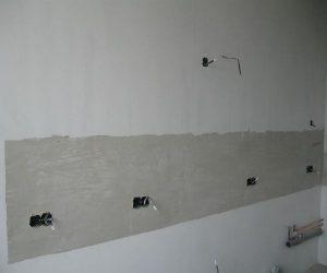 Выравнивание стены
