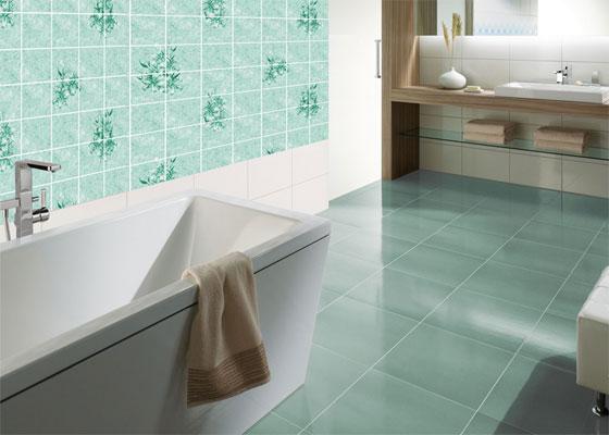 Панели Акватон в интерьере ванной комнаты