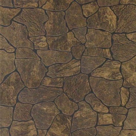 40583 Камень коричневый. Панели листовые 1,22х2,44 м