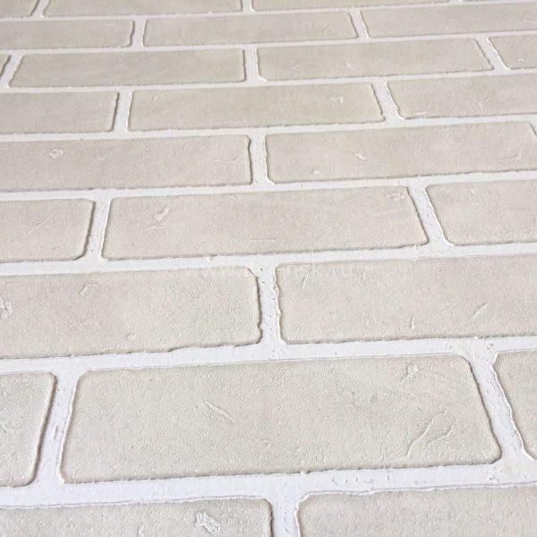 41238 Кирпич Белый. Панели листовые 1,22х2,44 м