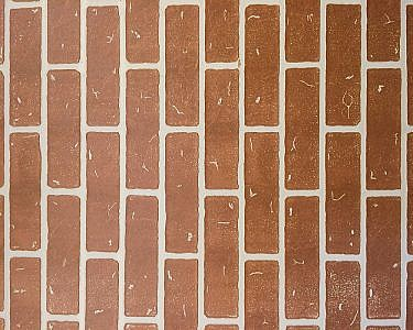 41252 Кирпич Красный. Панели листовые 1,22х2,44 м