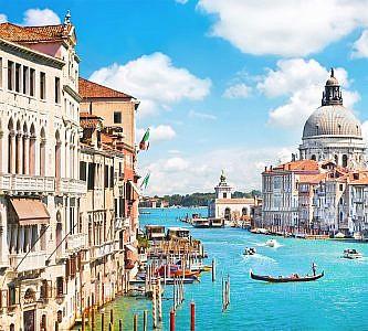 Фотопанно Венеция, размер 300х270