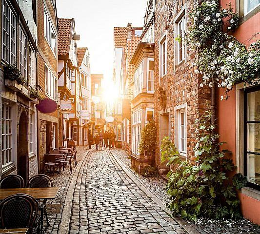 Фотопанно Германия, размер 300x270 (058)