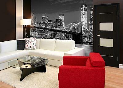Фотопанно Вид на мост, размер 300×270 (160)