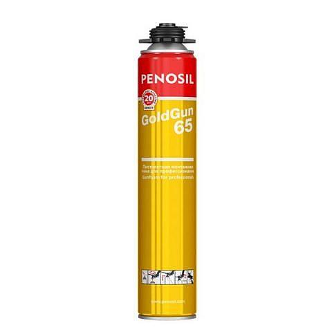 Penosil GoldGun 65, пена монтажная профессиональная, 875 ml