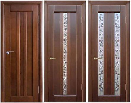 стандартная межкомнатная дверь отделочные материалы в