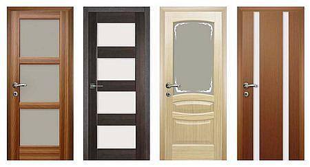 Двери со стеклом