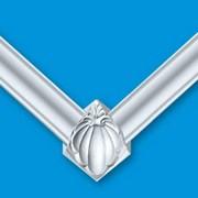 Углы ФОРМАТ универсальные инжекционные к потолочному плинтусу