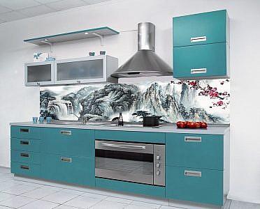 690 Китай. Фартук для кухни пластиковый