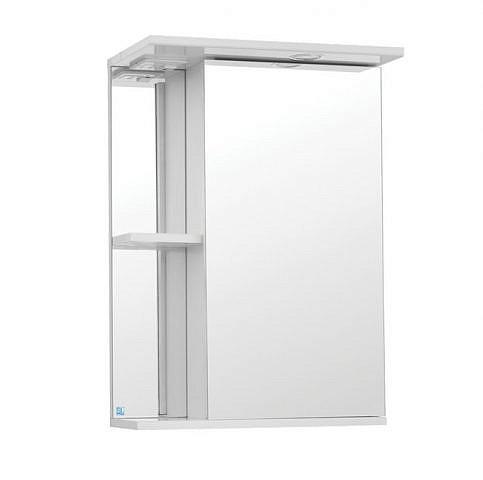 Николь 500С. Шкаф зеркальный с подсветкой
