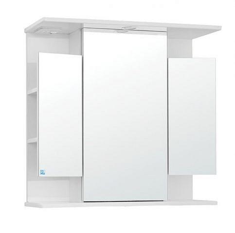 Валенсия 750С. Шкаф зеркальный с подсветкой