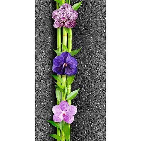 """Орхидея 1. Панели пластиковые термоперевод """"Стандарт"""". 0,25х2,7 м"""