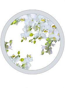 Орхидея дикая. Потолочное панно ПВХ