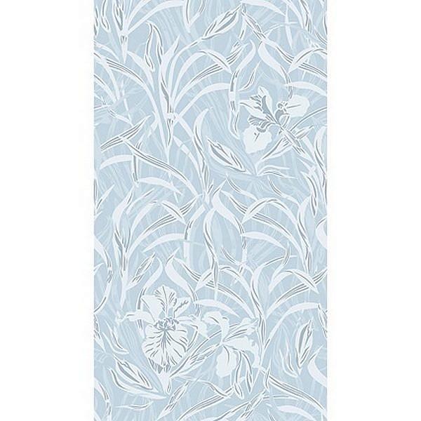"""Орхидея голубая. Панели пластиковые термоперевод """"Стандарт"""". 0,25х2,7 м"""