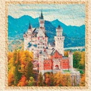 Замок короля осенний