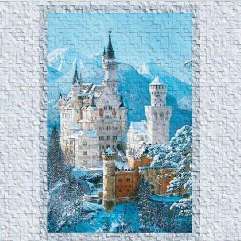 Замок короля зимний