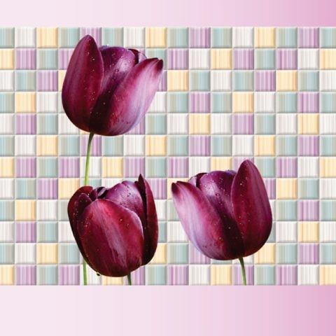 Магические тюльпаны. Декор