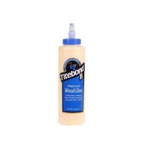 Клей для дерева Titebond Premium II Wood Glue (473 мл)