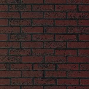 "Стеновая панель МДФ ""Кирпич Темно-красный"" 930х2200х6 мм"