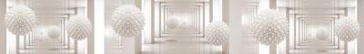 Фартук кухонный пластиковый 3 метра Абстракция 2459 (Фотопечать) ПП