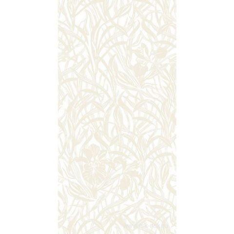 Орхидея белая 0114-1. Панели пластиковые термоперевод. 0,25х2,7 м