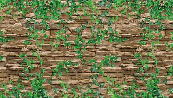 33 Плющ. Панели пластиковые листовые. Мозаика