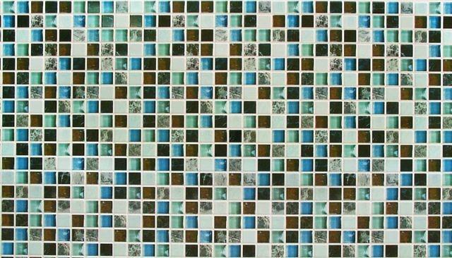 Исландия. Панели пластиковые листовые. Мозаика