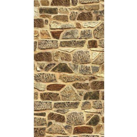 Каменная кладка 0619. Панели пластиковые термоперевод. 0,25х2,7 м