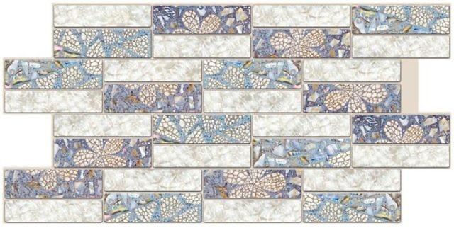 Ливадия. Панели пластиковые листовые. Мозаика