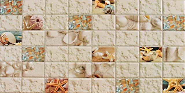 Родос. Панели пластиковые листовые. Мозаика