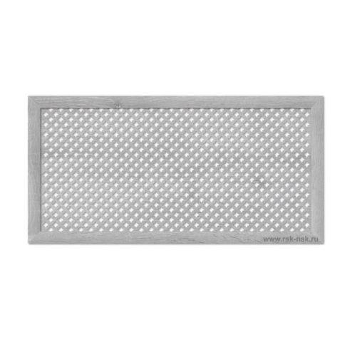 Экран для радиаторов Дуб Серый (1200х600мм)