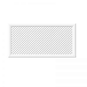 Экран для радиаторов Готико Белый (1200х600мм)