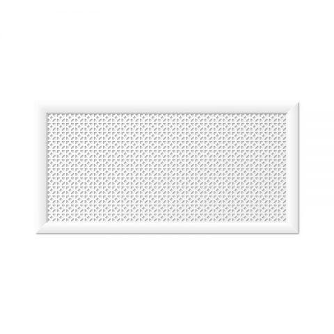 Экран для радиаторов Сусанна Белый (1200х600мм)